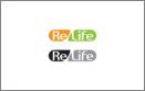 Re:Lifeのロゴ