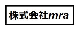 株式会社mraのロゴ