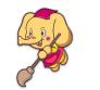 片づけのパオのロゴ