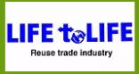 合同会社 LIFE to LIFEのロゴ
